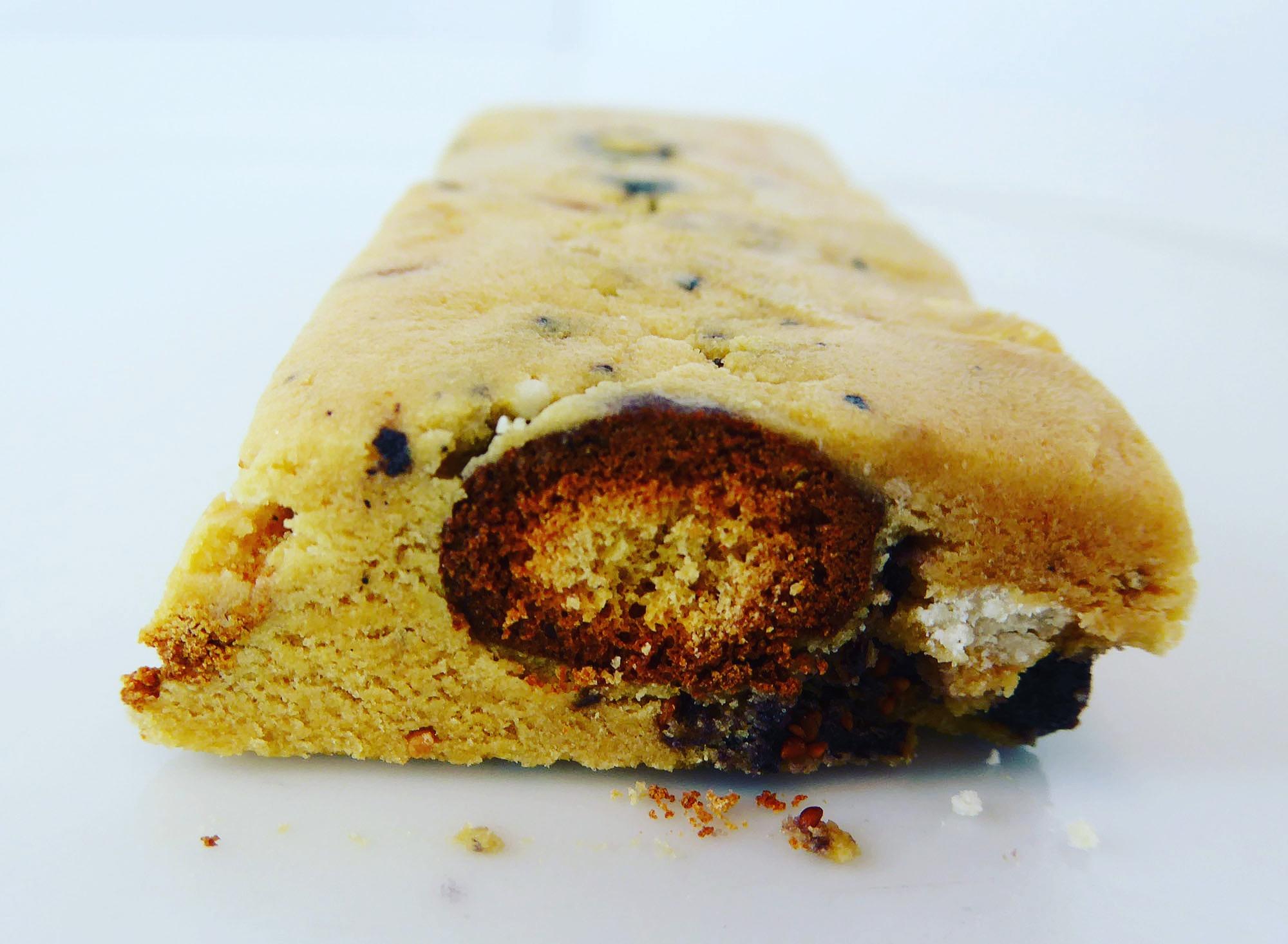 Questbar Heidelbeer Muffin Proteinriegel