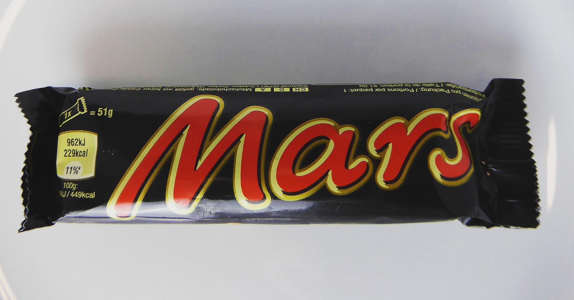 Mars Riegel