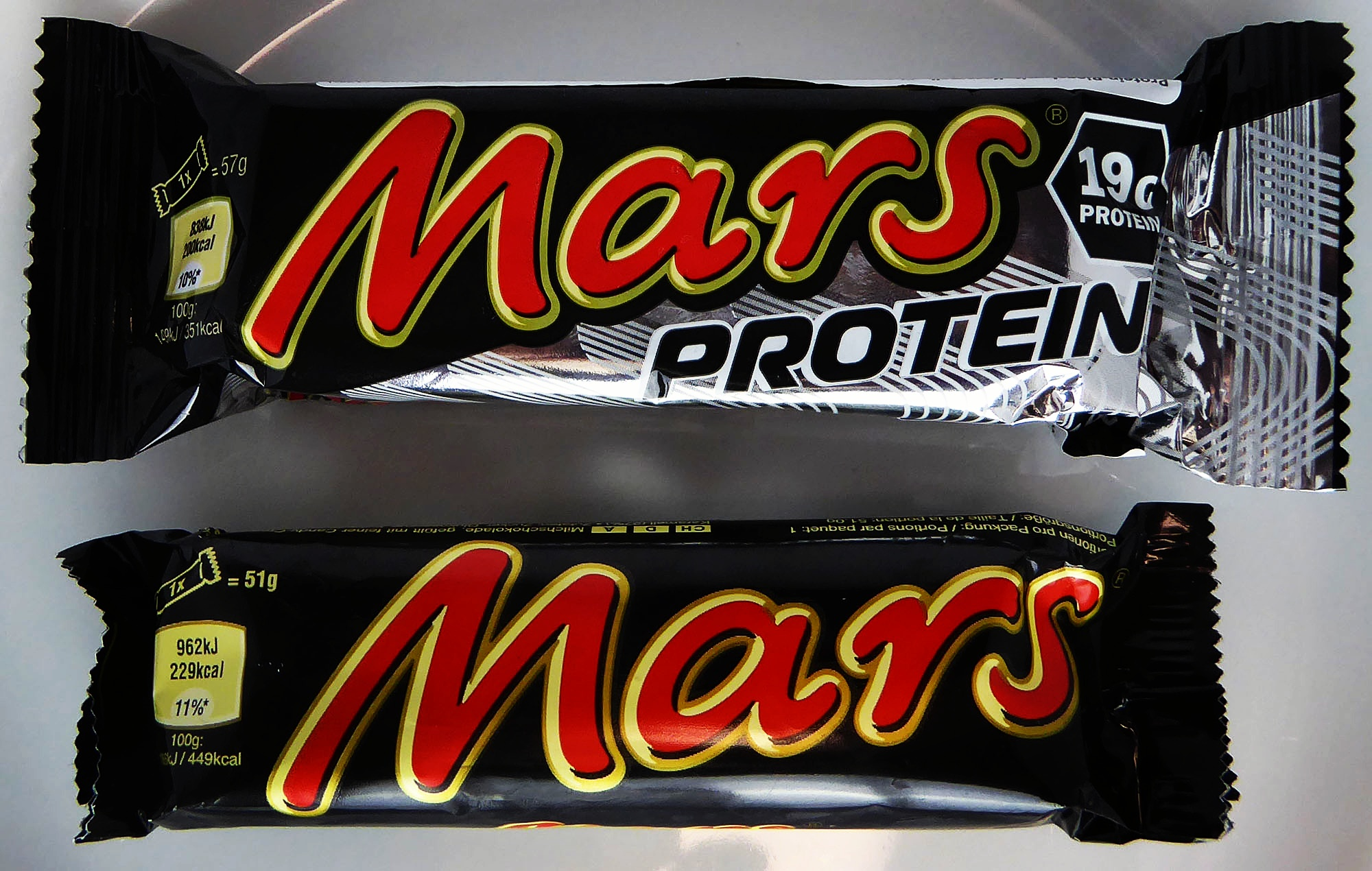 Mars Protein Proteinbar chocolate bar