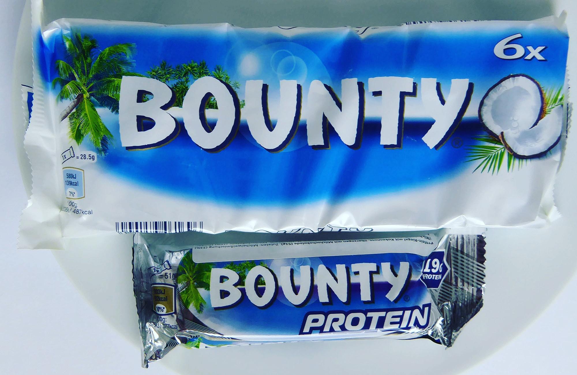 Bounty Protein Riegel