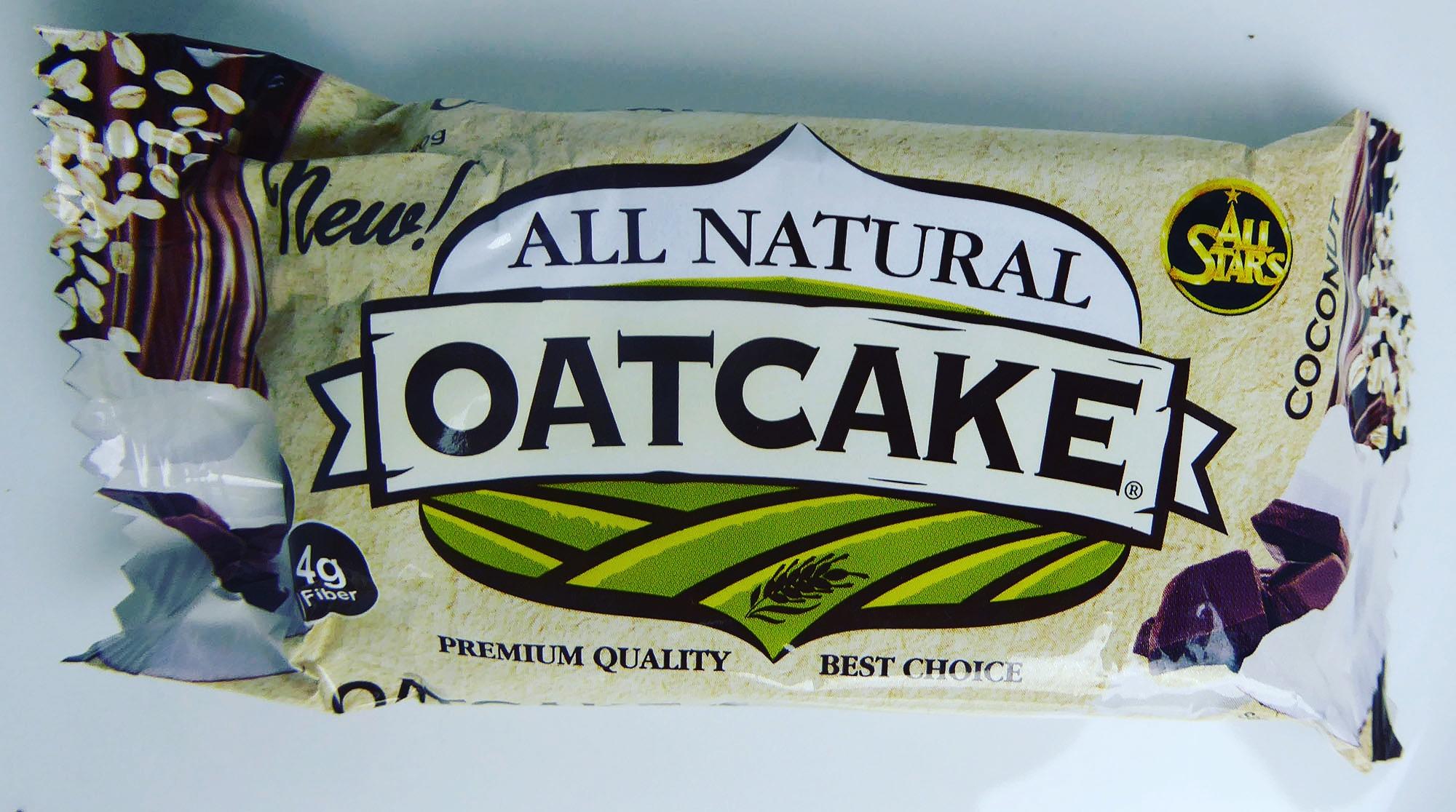 All Stars All Natural Oatcake Protein Kuchen
