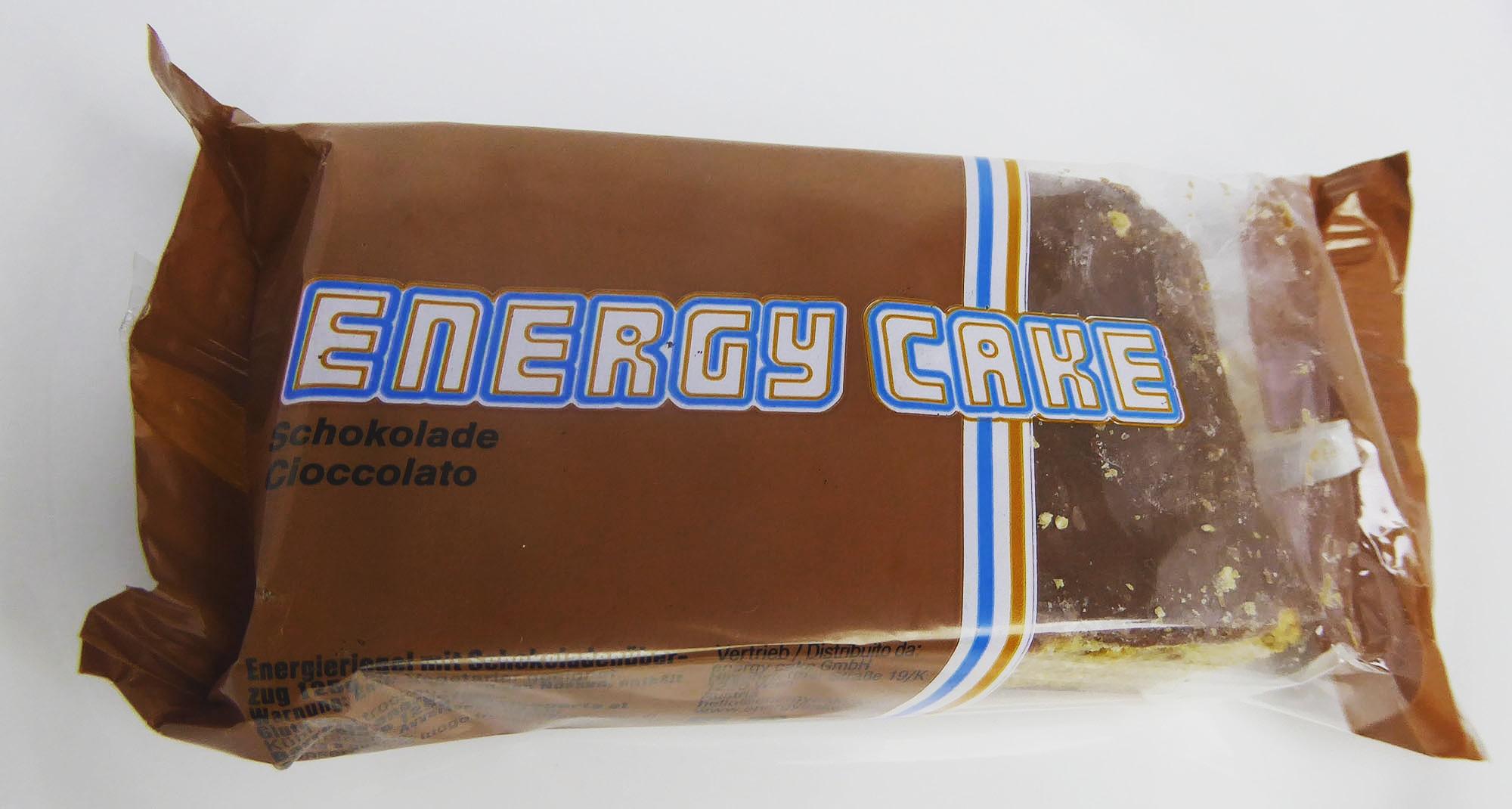 Energy Cake Kuchen Energieriegel
