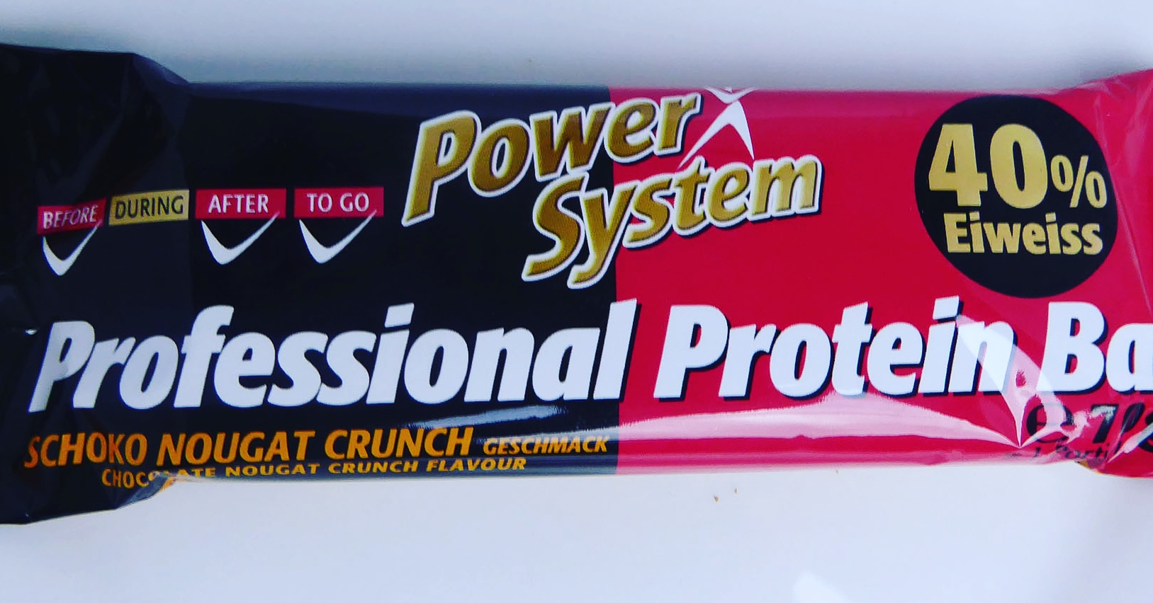 Power System Professional Protein Bar Schoko Nougat Crunch