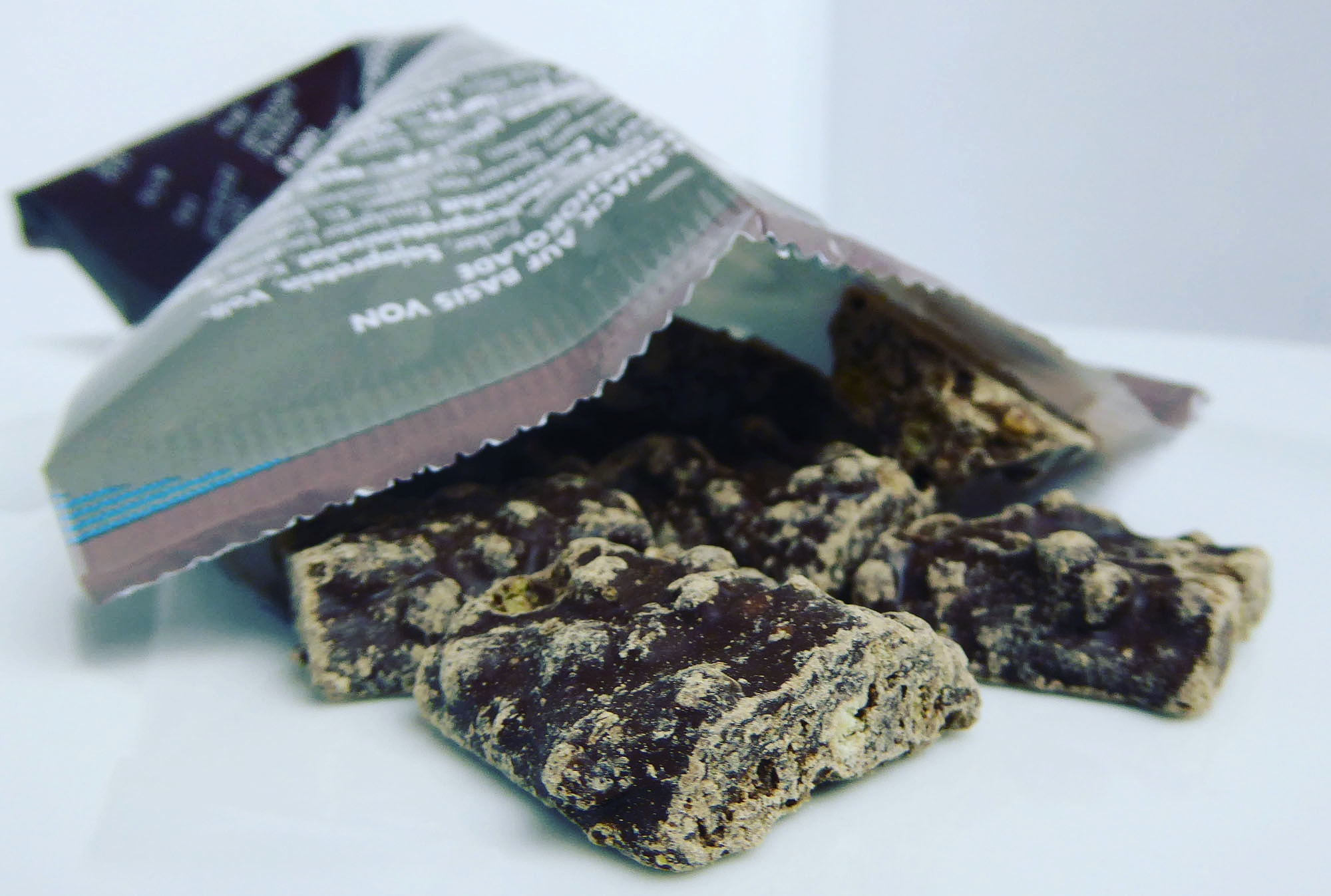 GymPro Protein Crossies Milchschokolade Proteinriegel Eiweiß Eiweißriegel